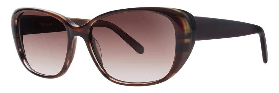Vera Wang IBIS Ruby Sunglasses Size53-15-135.00