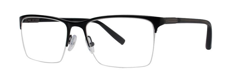 Zac Posen ICON Black Eyeglasses Size55-17-145.00