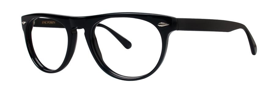 Zac Posen IDEALIST Black Eyeglasses Size53-19-140.00