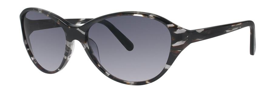 kensie IN THE DARK Black Sunglasses Size58-16-130.00