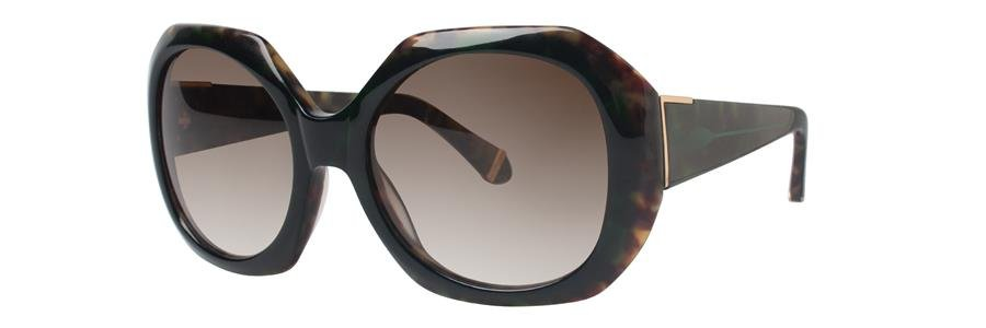 Zac Posen INGRID Green Sunglasses Size54-19-135.00