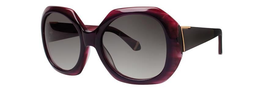 Zac Posen INGRID Purple Sunglasses Size54-19-135.00