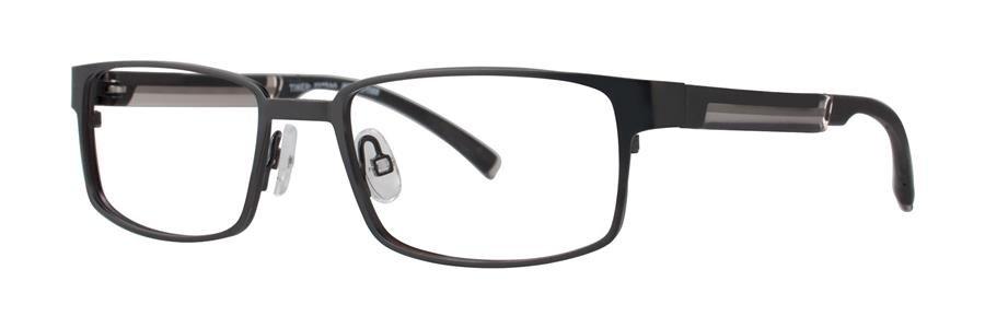 Timex INTERCEPTION Black Eyeglasses Size52-17-135.00