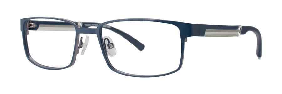 Timex INTERCEPTION Navy Eyeglasses Size50-17-135.00