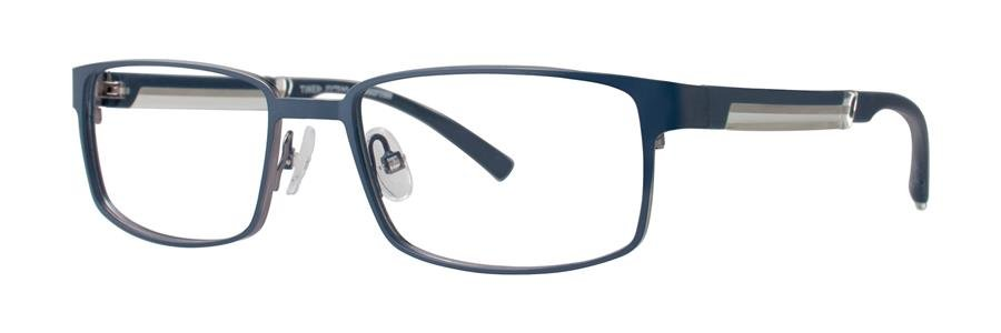 Timex INTERCEPTION Navy Eyeglasses Size52-17-135.00