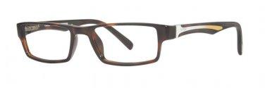 Timex INTERMISSION Tortoise Eyeglasses Size46-16-130.00