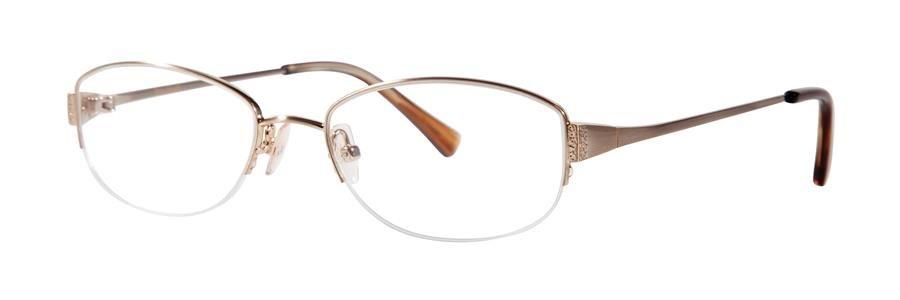 Vera Wang IRIDESCENCE Gold Eyeglasses Size51-17-135.00