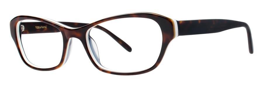 Vera Wang ISIS Tortoise Eyeglasses Size51-17-135.00