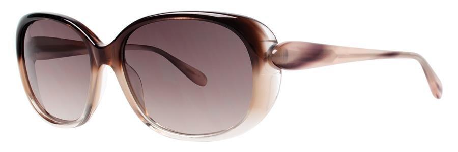 Vera Wang IZZY Brown Gradient Sunglasses Size56-15-135.00