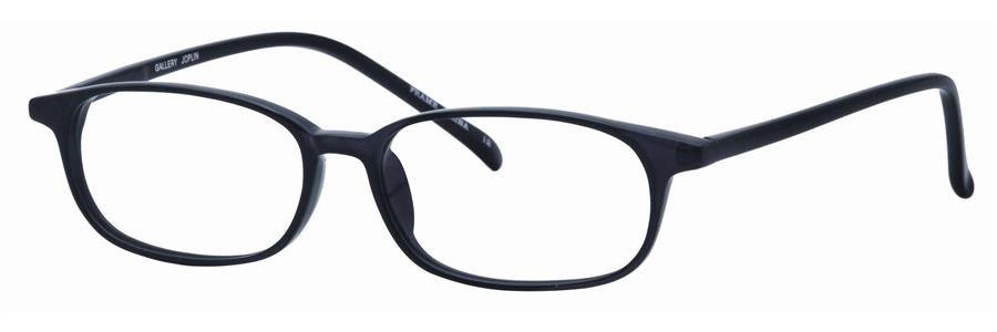 Gallery JOPLIN Black Eyeglasses Size50-14-145.00