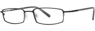 Gallery JOSH Black Eyeglasses Size50-18-140.00