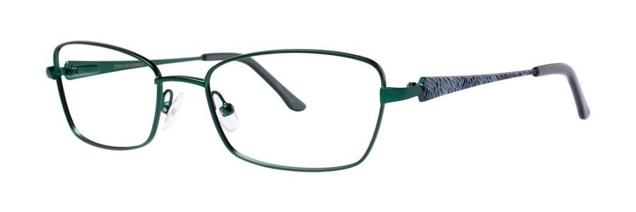 Dana Buchman KALLAWAY Forest Eyeglasses Size53-17-135.00