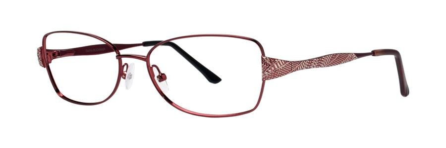 Dana Buchman KARENZA Scarlet Eyeglasses Size53-16-135.00