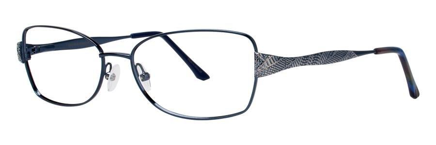Dana Buchman KARENZA Teal Eyeglasses Size53-16-135.00