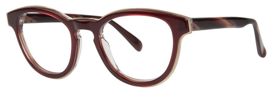 Vera Wang KIARA Crimson Eyeglasses Size51-20-140.00