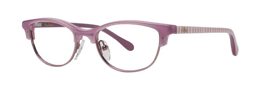 Lilly Pulitzer KIPPER Rose Eyeglasses Size45-16-120.00