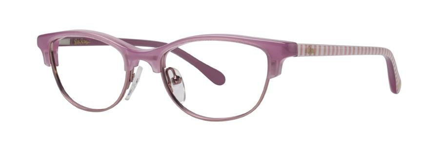Lilly Pulitzer KIPPER Rose Eyeglasses Size47-16-125.00