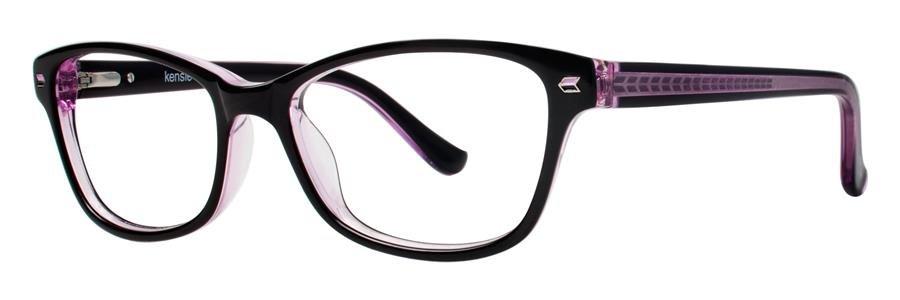 kensie KISS Black Eyeglasses Size49-15-130.00