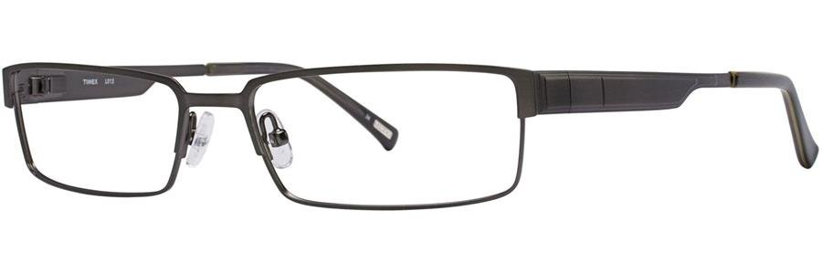 Timex L013 Gunmetal Eyeglasses Size56-18-145.00