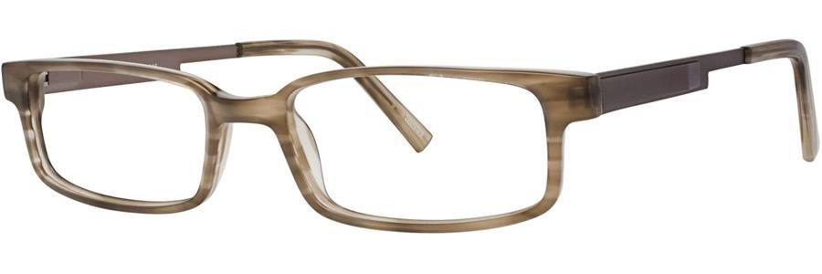 Timex L015 Light Tortoise Eyeglasses Size56-18-
