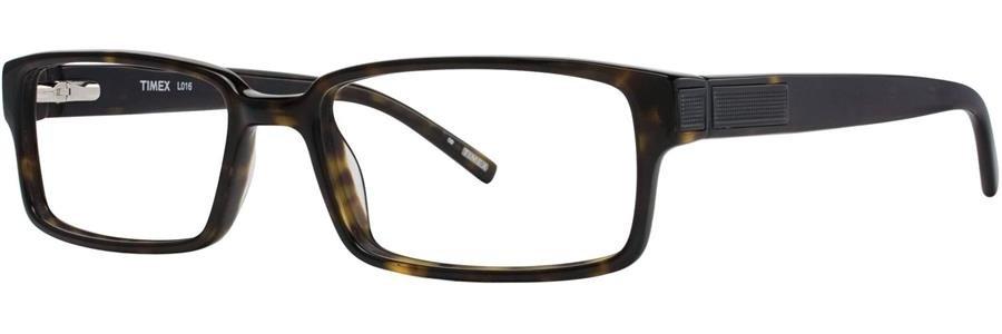 Timex L016 Tortoise Eyeglasses Size55-18-140.00