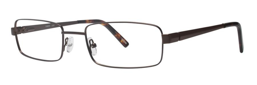 Timex L022 Brown Eyeglasses Size56-20-143.00