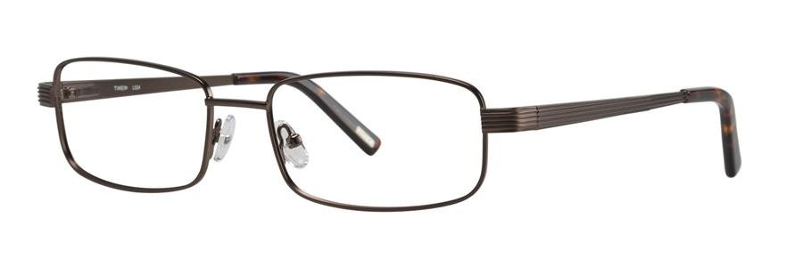 Timex L024 Brown Eyeglasses Size57-18-140.00