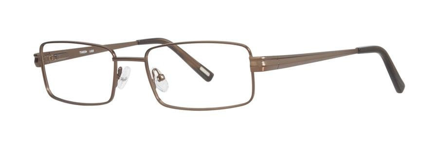 Timex L028 Brown Eyeglasses Size57-19-142.00