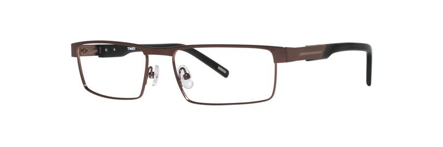 Timex L030 Gunmetal Eyeglasses Size55-16-143.00