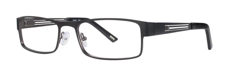 Timex L032 Black Eyeglasses Size58-19-145.00