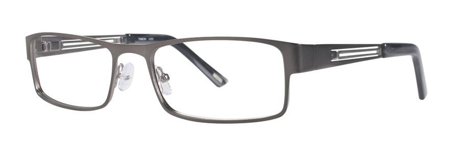 Timex L032 Gunmetal Eyeglasses Size56-19-140.00