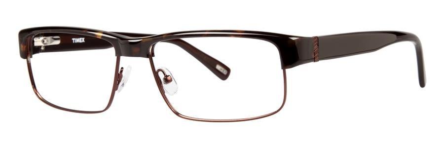 Timex L044 Tortoise Eyeglasses Size56-16-140.00