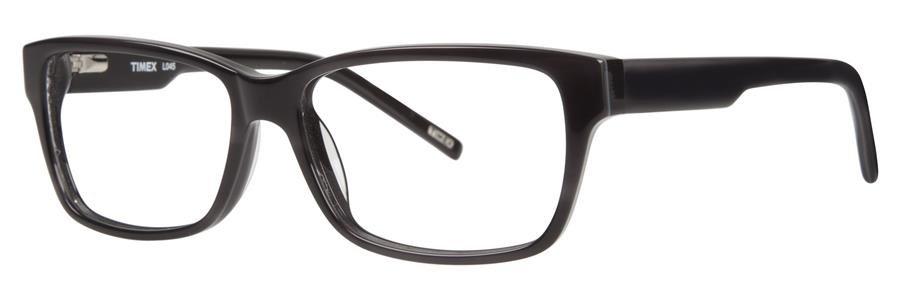 Timex L045 Grey Eyeglasses Size58-16-145.00