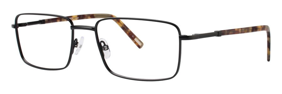 Timex L048 Black Eyeglasses Size56-18-145.00