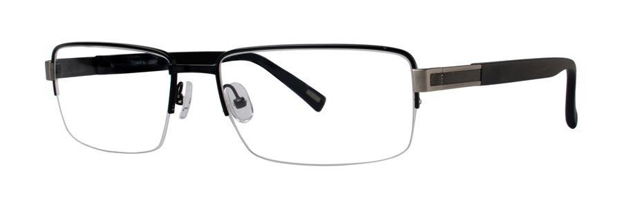 Timex L049 Carbon Eyeglasses Size56-17-145.00