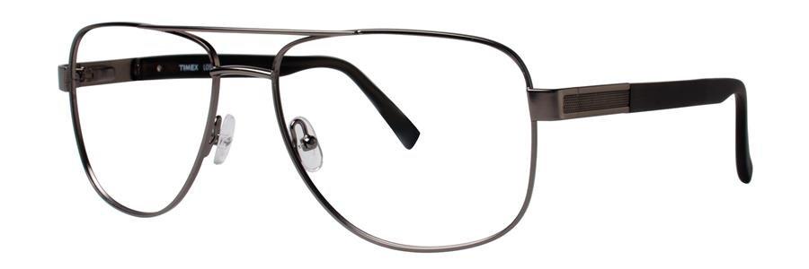 Timex L050 Gunmetal Eyeglasses Size56-17-145.00