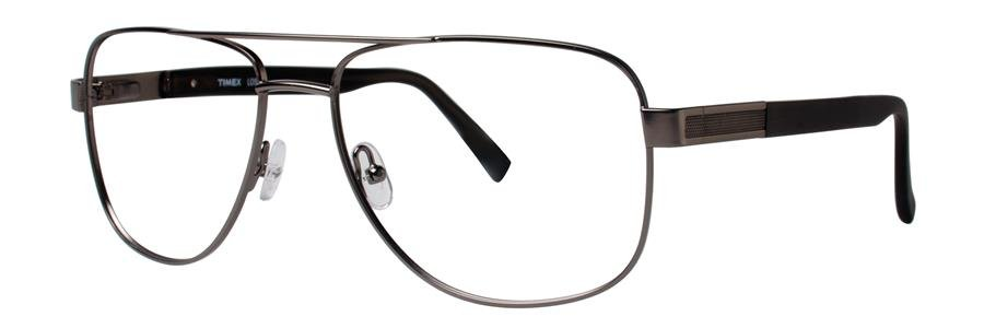Timex L050 Gunmetal Eyeglasses Size58-17-150.00