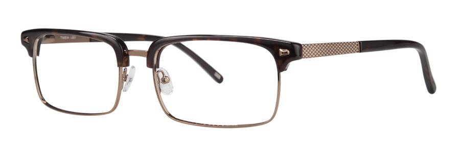 Timex L051 Brown Eyeglasses Size55-19-140.00