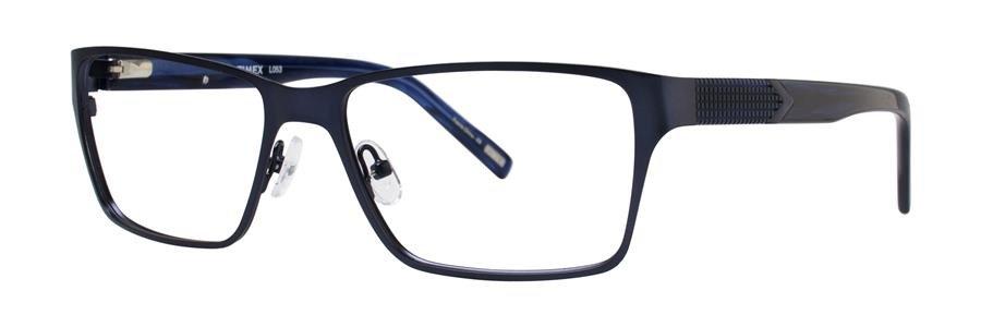 Timex L053 Navy Eyeglasses Size55-17-140.00