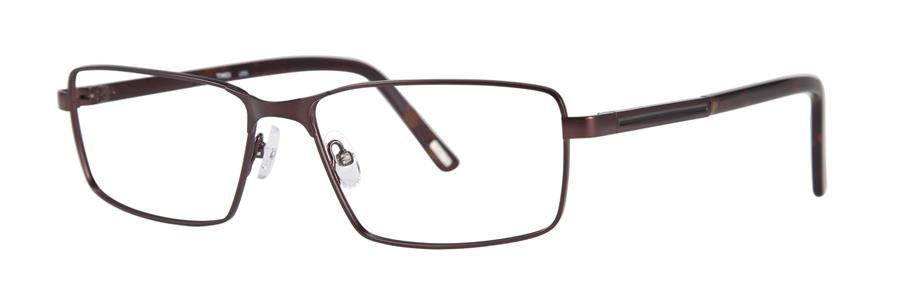 Timex L055 Brown Eyeglasses Size61-16-155.00