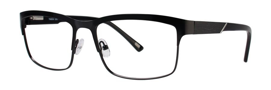Timex L057 Black Eyeglasses Size59-17-150.00