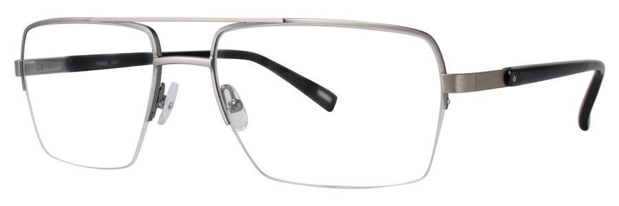Timex L060 Gunmetal Eyeglasses Size57-19-150.00