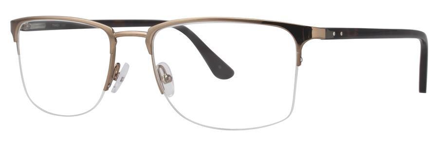 Timex L061 Brown Eyeglasses Size58-19-155.00