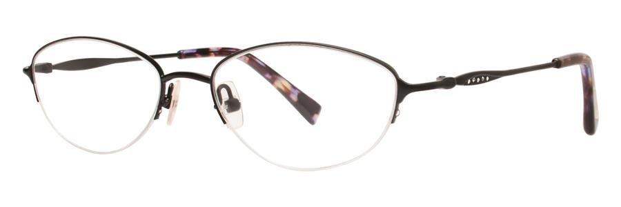 Vera Wang LACERTA Black Eyeglasses Size48-16-130.00