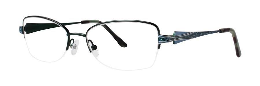 Dana Buchman LADA Forest Eyeglasses Size52-17-135.00