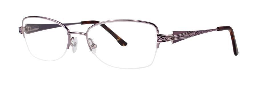 Dana Buchman LADA Lilac Eyeglasses Size54-17-140.00
