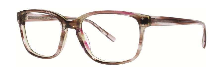 Vera Wang LANA Aubergine Horn Eyeglasses Size50-17-137.00