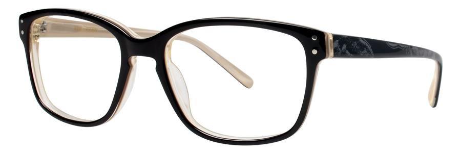 Vera Wang LANA Black Eyeglasses Size50-17-137.00