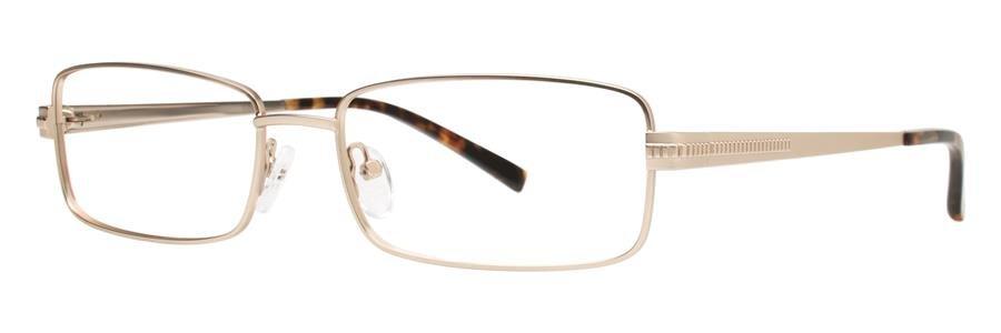Comfort Flex LANDON Gold Eyeglasses Size54-17-145.00