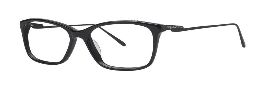Vera Wang LANTHE Black Eyeglasses Size53-15-136.00